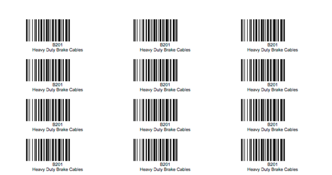 Inventory Management System with Barcode Scanner in PHP, a