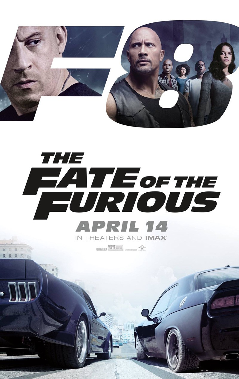 What I am Watching — The Fate of the Furious - Tangential Space