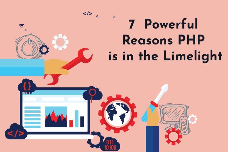 7 Powerful Reasons PHP is in the Limelight