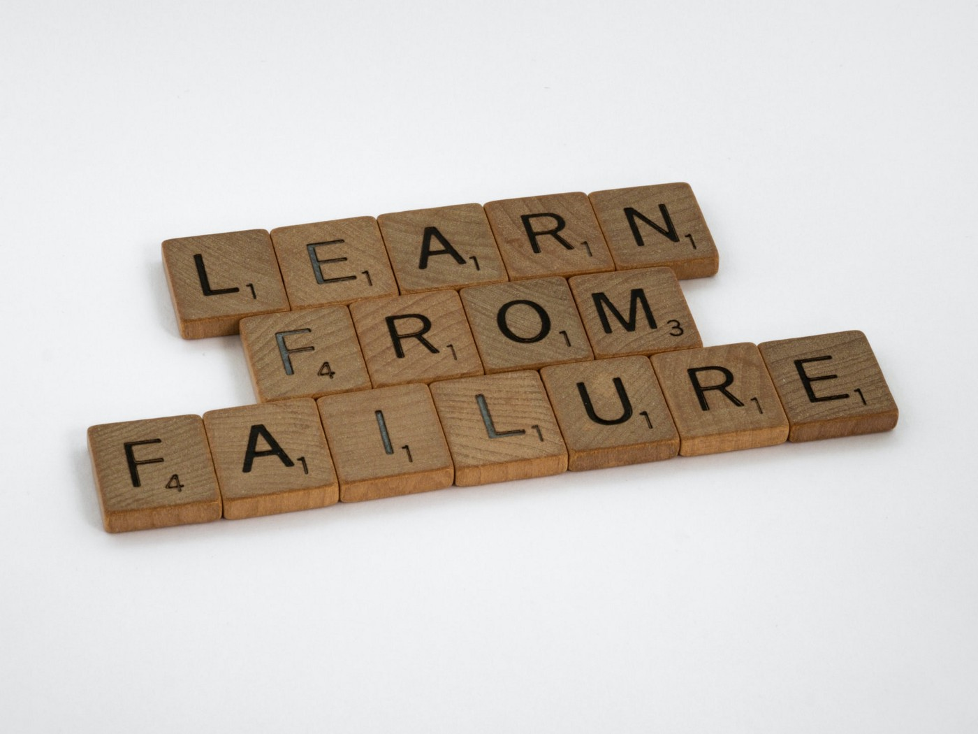 Learn from Failure