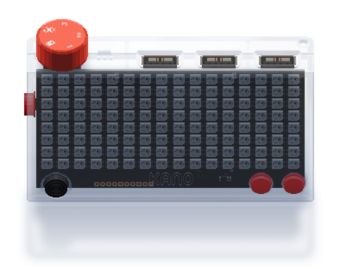 Spectrum for the new generation, Part 2: Kano Pixel Kit