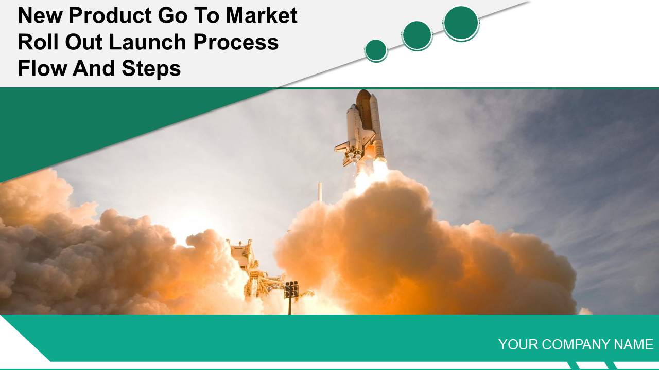 Go to Market Launch Plan PPT Slide