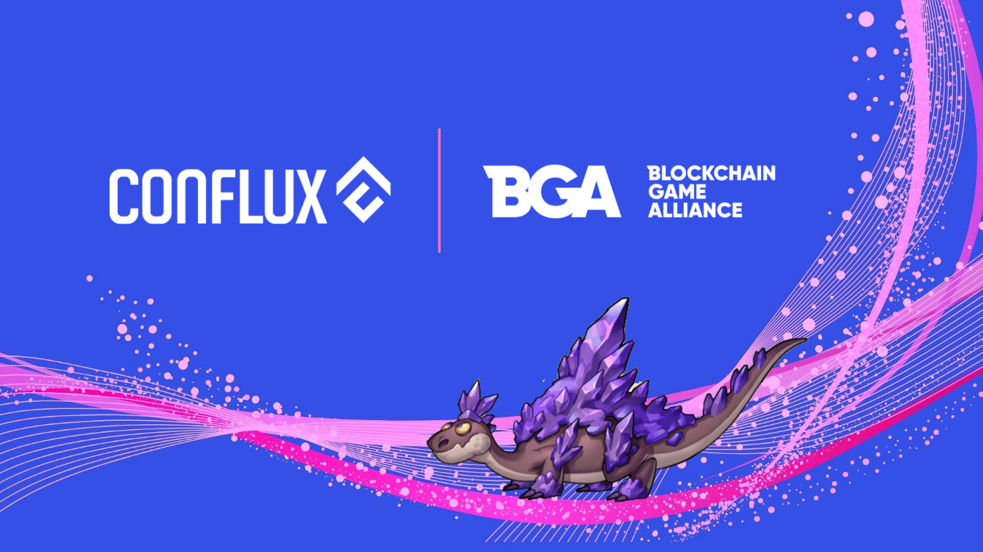 Conflux Network Joins Blockchain Game Alliance