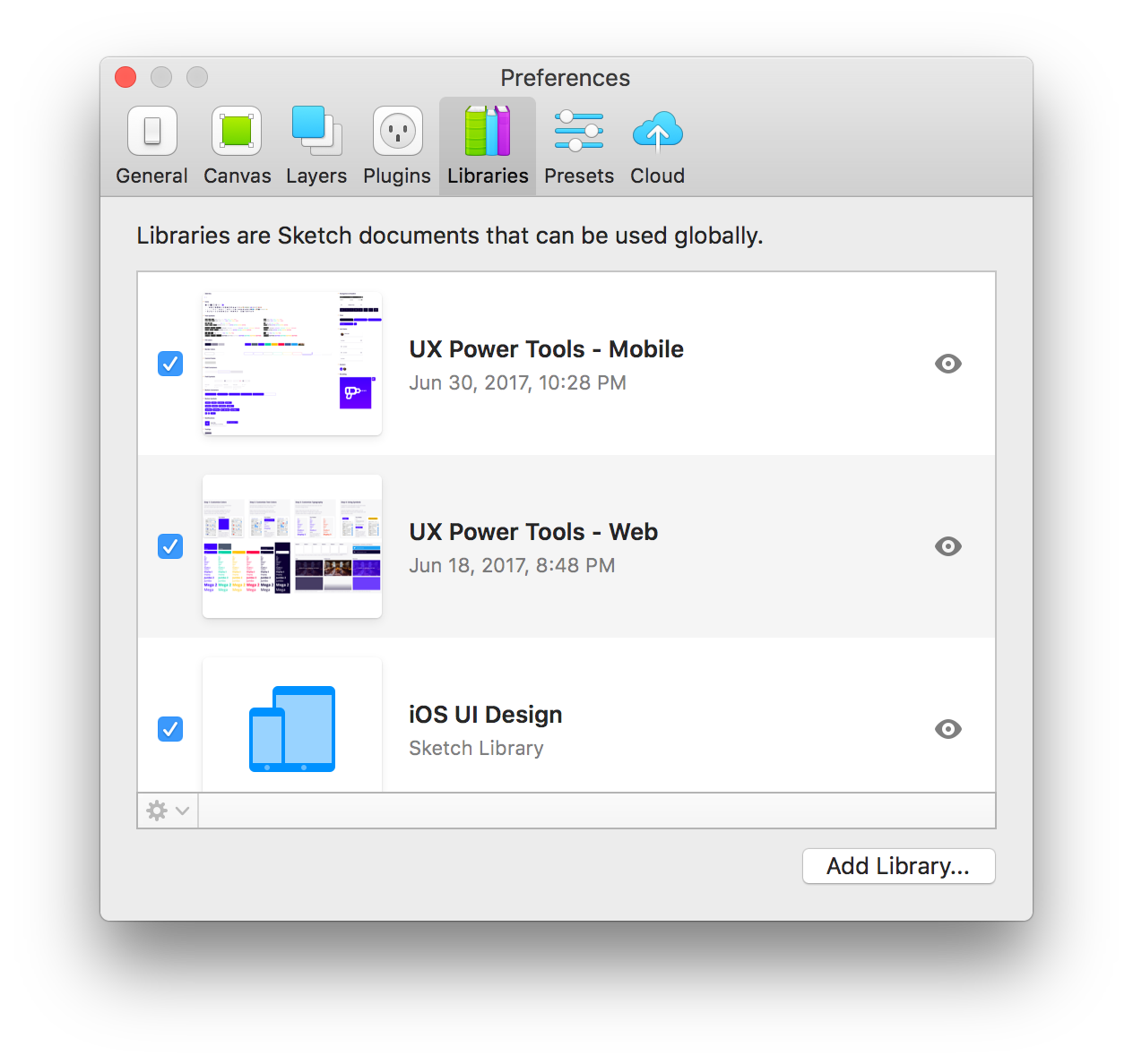 Sketch Libraries: How they work, and the crazy stuff you can do with