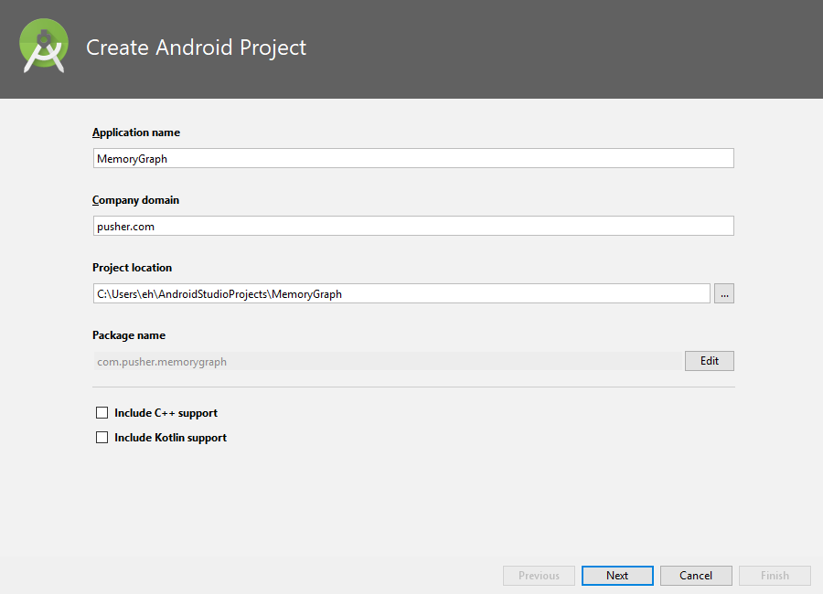 Build a realtime graph in Android with Pusher - AndroidPub