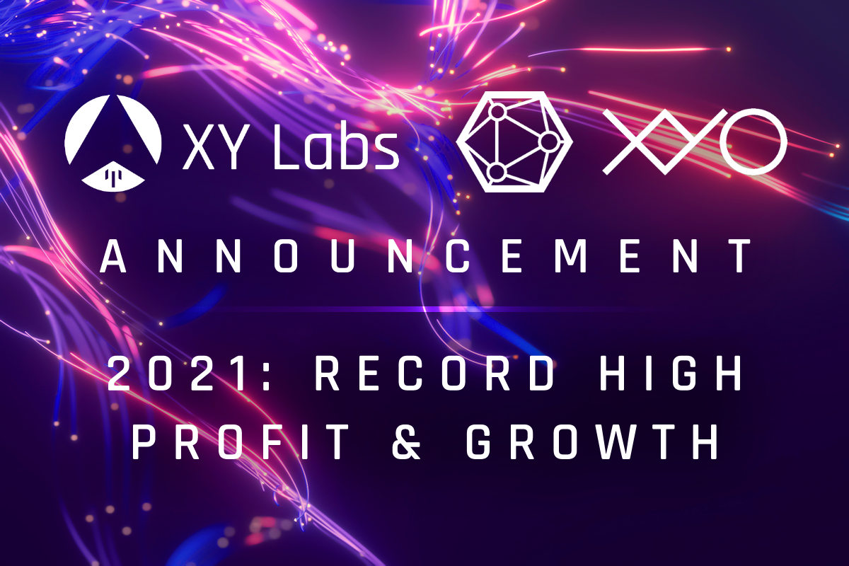 XY Labs / XYO Announcement