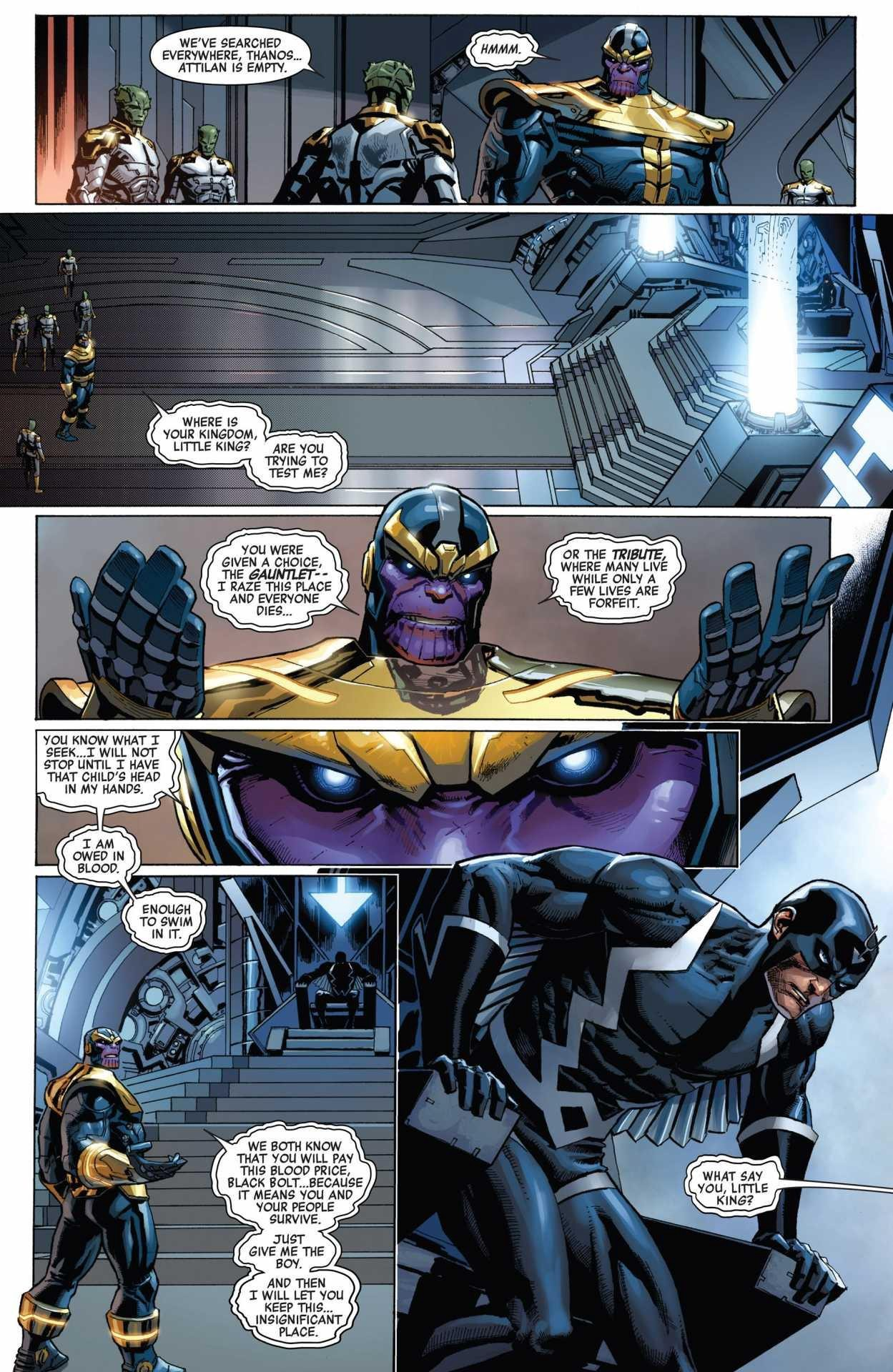 Could Thanos defeat the All-father, Odin? - Noteworthy - The Journal