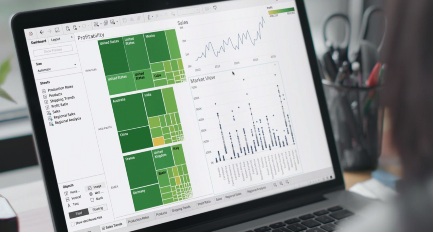 Power BI vs  Looker vs  Tableau: A CTO's Guide to Selecting an