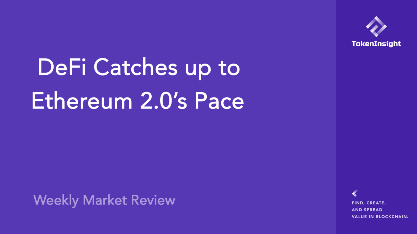 DeFi Catches up to Ethereum 2.0's Pace: Weekly Market Review | TokenInsight
