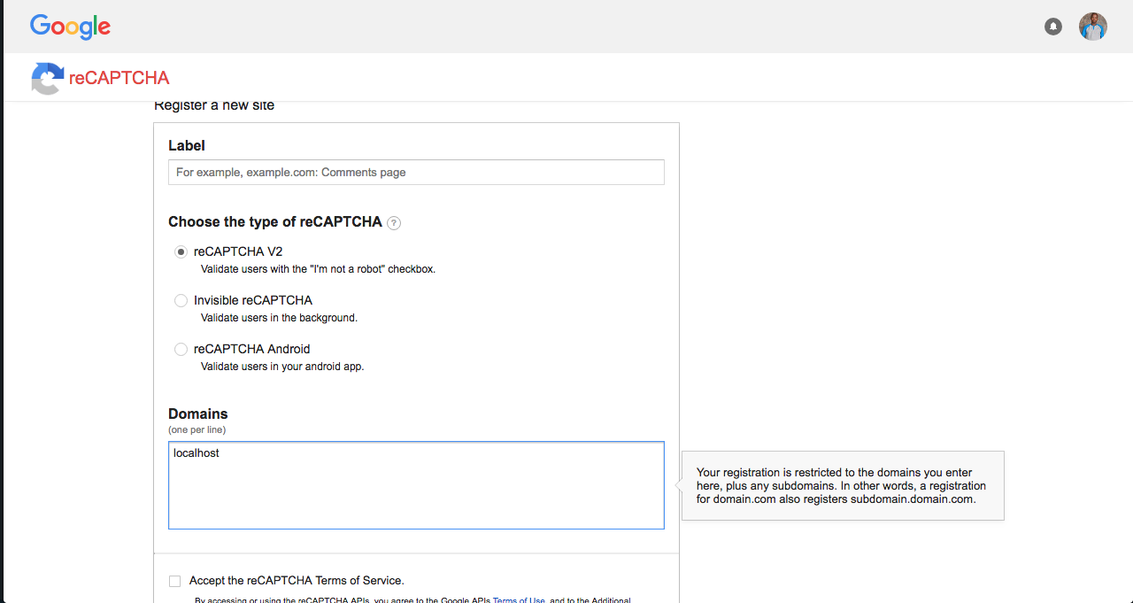 Validate form using Google reCaptcha in PHP - Esinniobiwa Quareeb