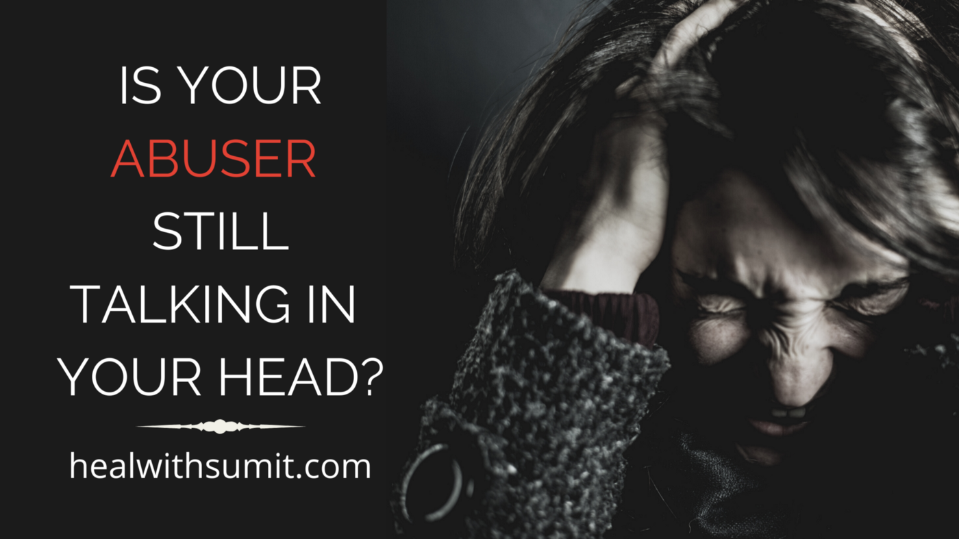 how to stop negative self-talk? Reprogram inner voice, change your negative self-talk- heal with sumit | healwithsumit.com