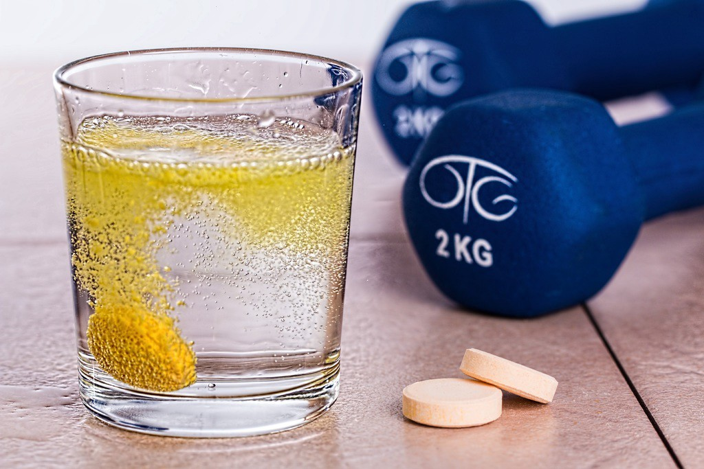 vitamins for weight loss for females image