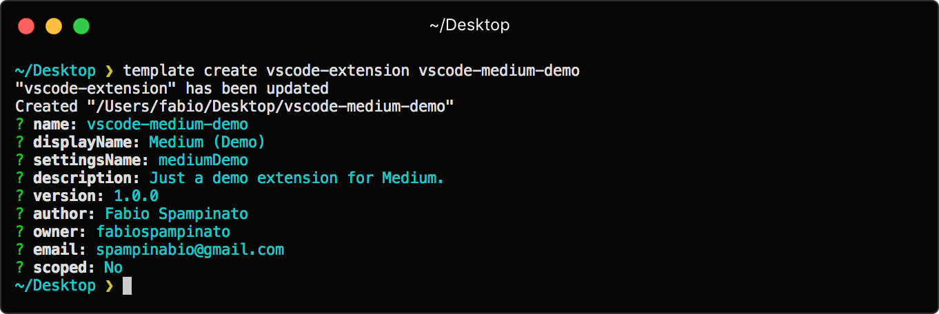 Why I wrote 33 VSCode extensions and how I manage them