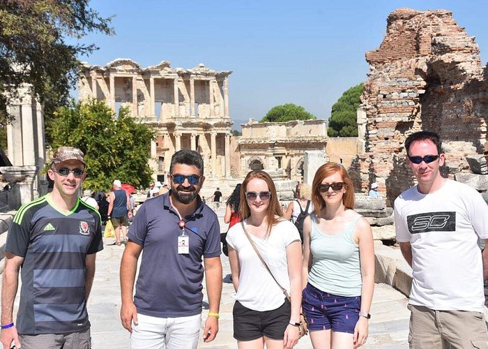 Ephesus Tour Guide Only—Exactly what we wanted!—Review of No Frills Ephesus Tours