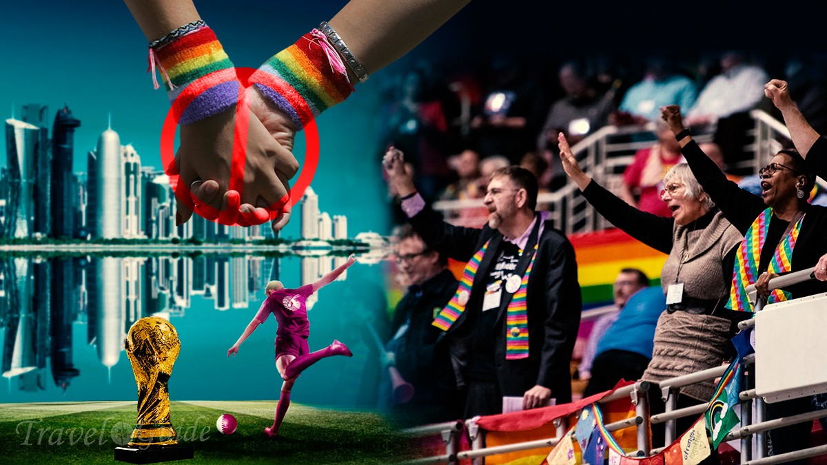 As the host of FIFA World Cup 2022, the organising committee has repeatedly stressed that all LGBT fans and players are safe in Qatar and can be a part of the grand sporting event if they respect Qatari laws.