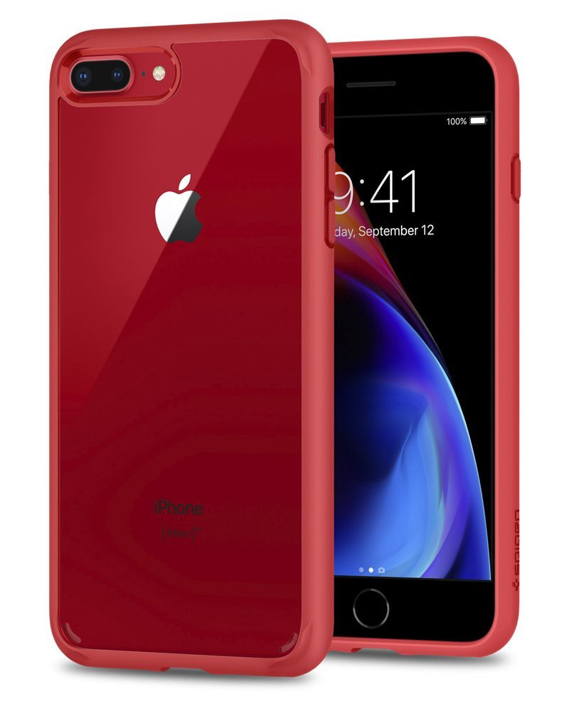 best sneakers 24661 4e518 Top 10 must have cases for Apple iPhone 8 Plus (PRODUCT)RED