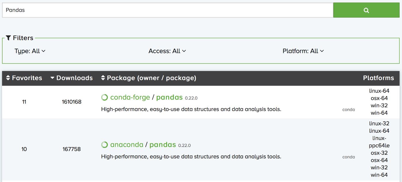 Working With Python Environments, Anaconda Package Manager and IDEs