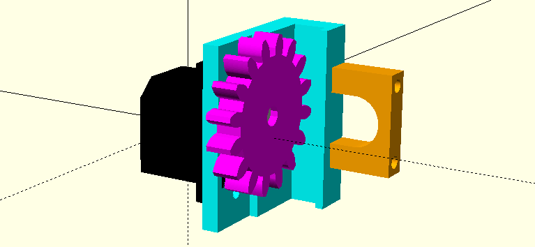 Designing 3D Printable Mechanisms in OpenSCAD - Uri Shaked - Medium
