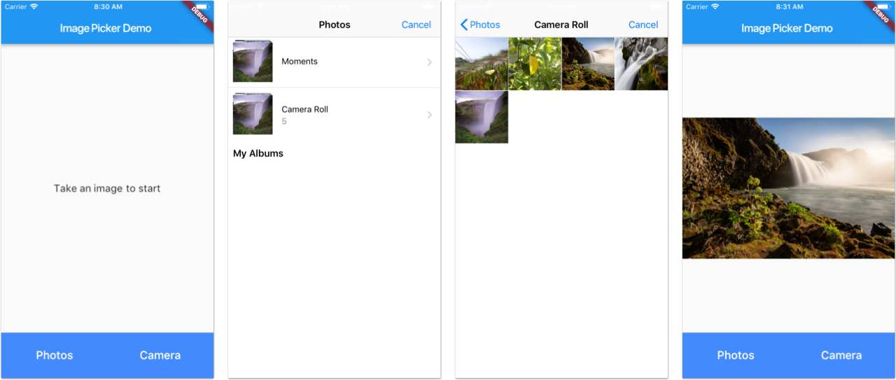 Intro to Platform Channels: Building an Image Picker in Flutter