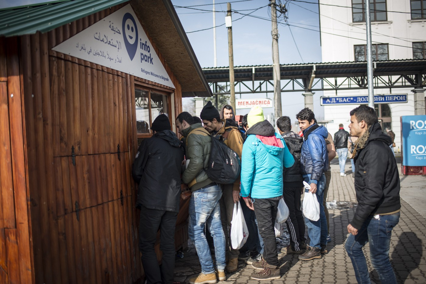 Reflections from Serbia - IRC Europe - Medium