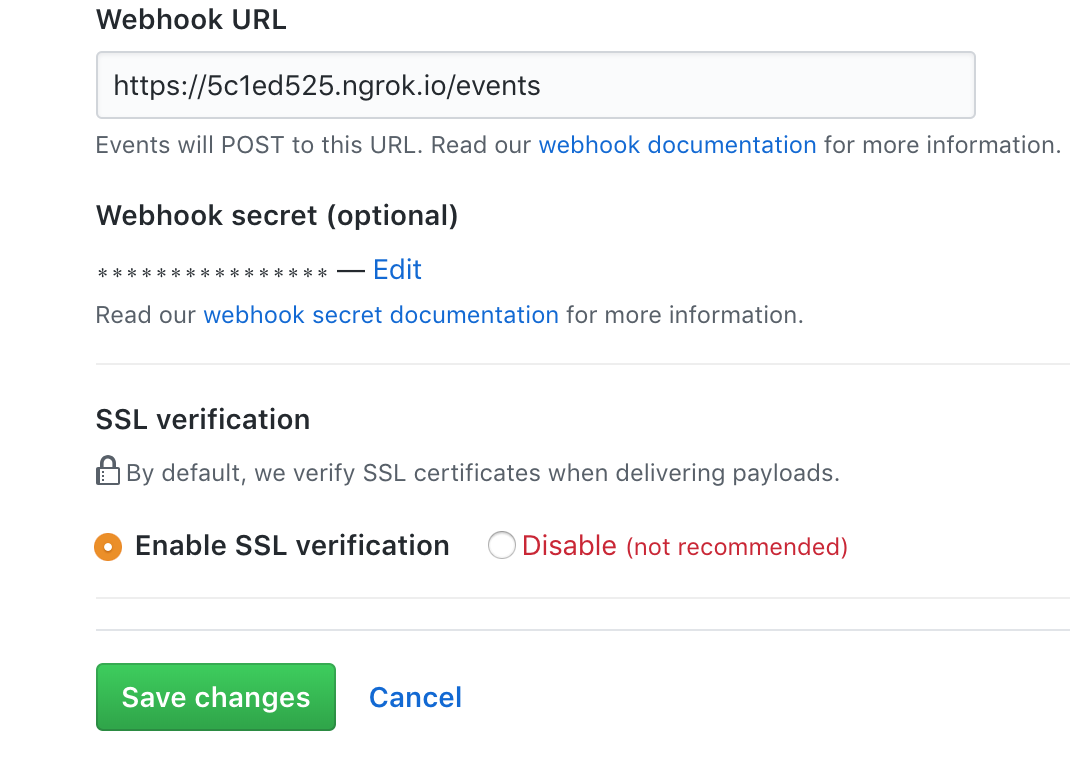 JS] Beginner's Guide: securing your GitHub App webhook endpoint
