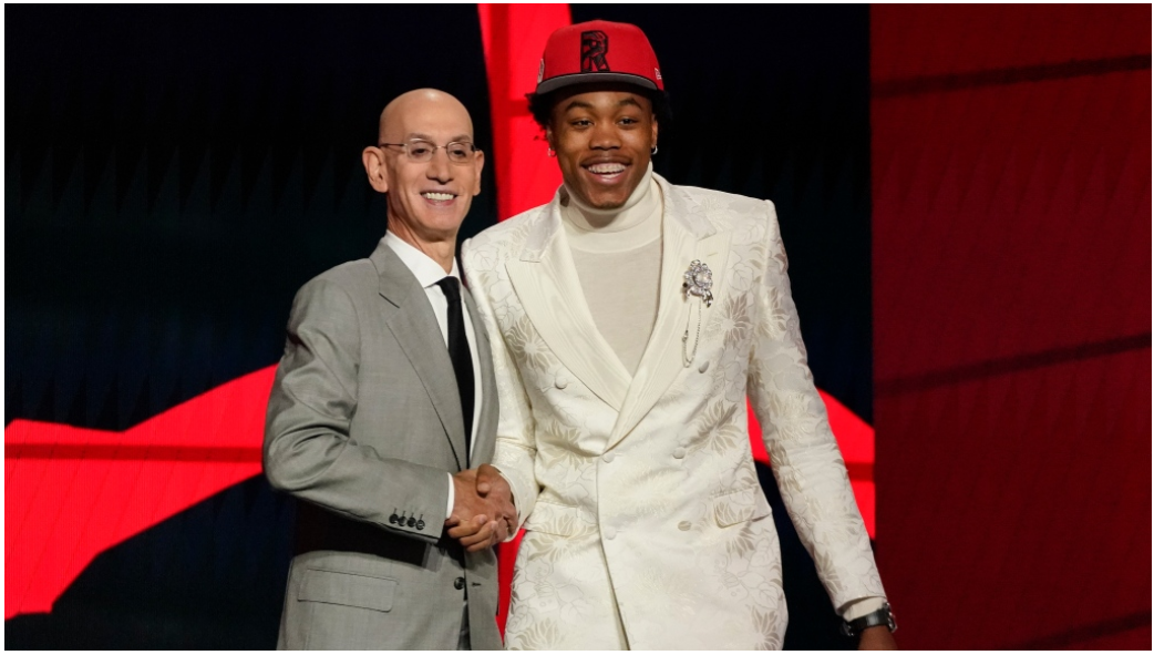 Scottie Barnes drafted 4th overall by the Toronto Raptors