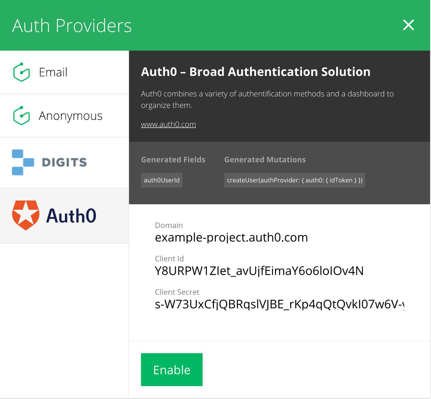 Using Auth0 with Graphcool, Part 1 - codeburst