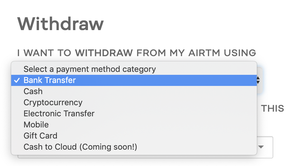How to Make P2P Deposits and Withdrawals in Airtm Using Your US Bank