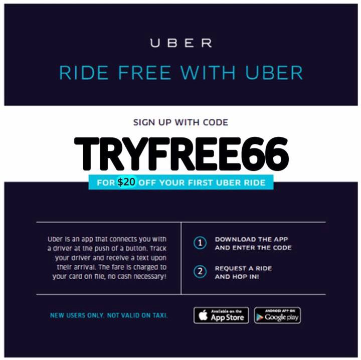 JOIN THE UBER MOVEMENT AND GET A FREE RIDE USING OUR PROMO CODE
