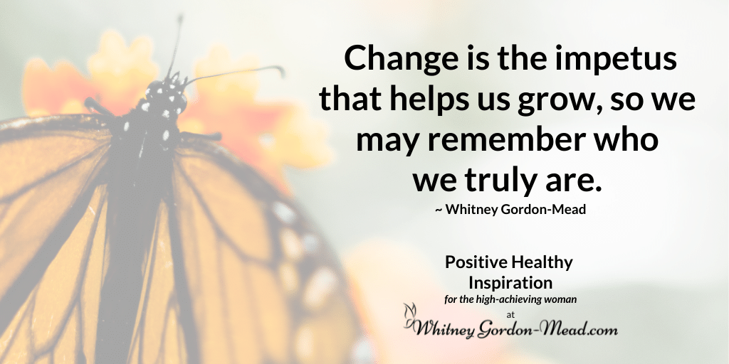 Whitney Gordon-Mead quote on change
