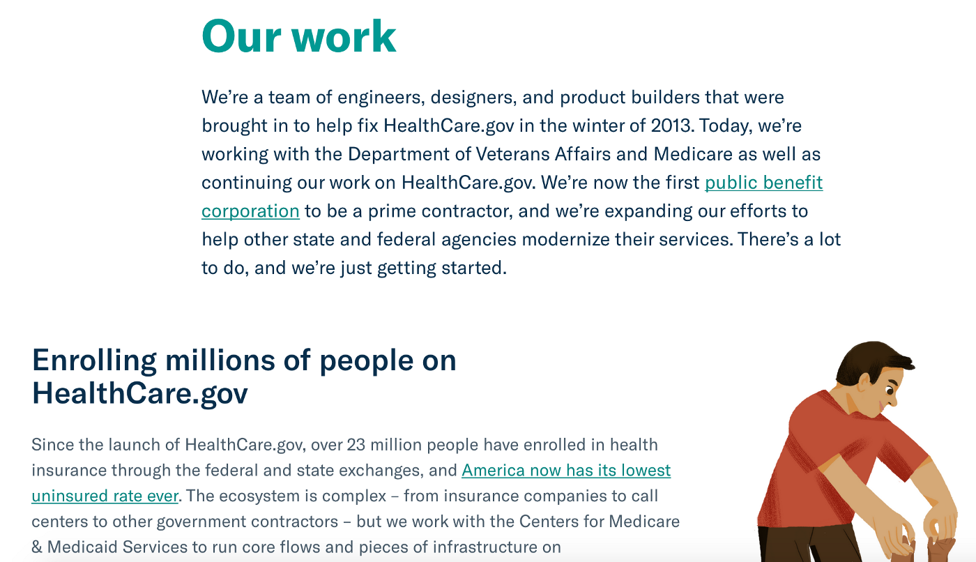 How healthcare gov made good federal contractors possible