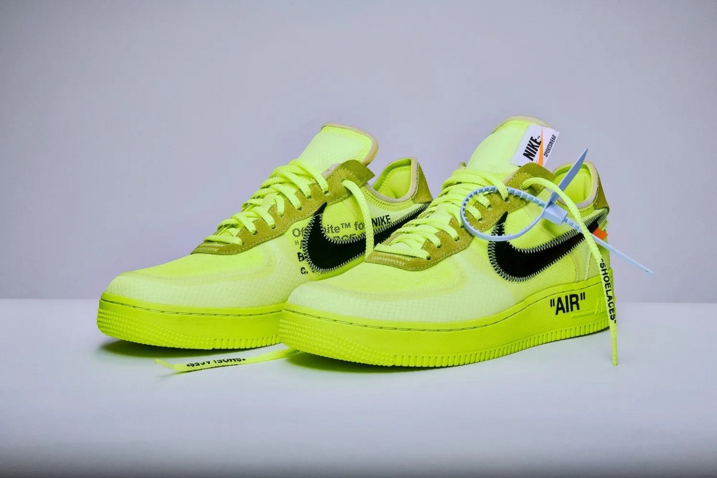 """9a03903a4a909 Ranking All Sneakers in the Off-White x Nike """"The Ten"""" Collaboration"""