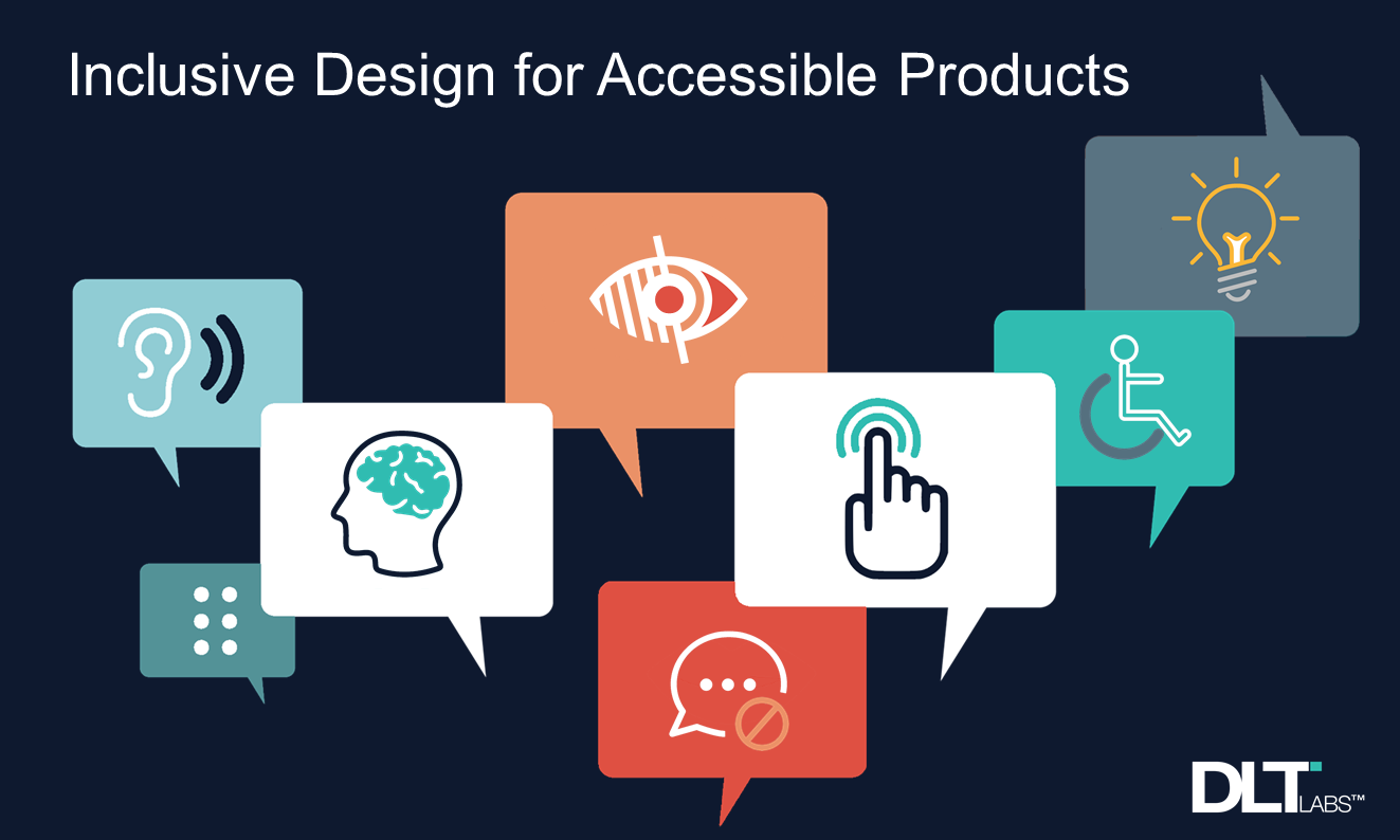 Create Accessible Products with Inclusive Design