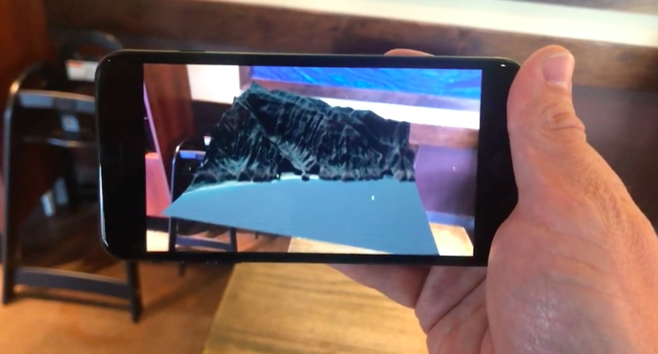 Keep the ARKit hacks coming - Points of interest