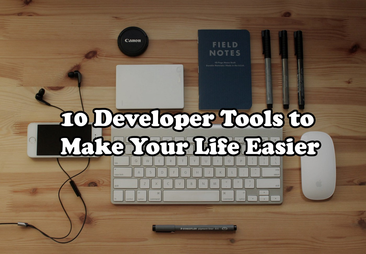10 developer tools.