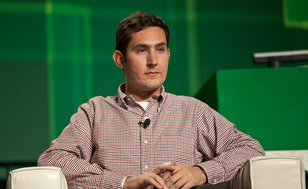 Kevin Systrom at Techcrunch Disrupt 2011. JD Lasica's image