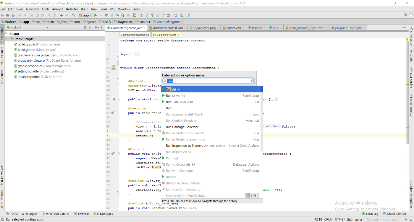 11 Android Studio Shortcuts every Android Developer must know
