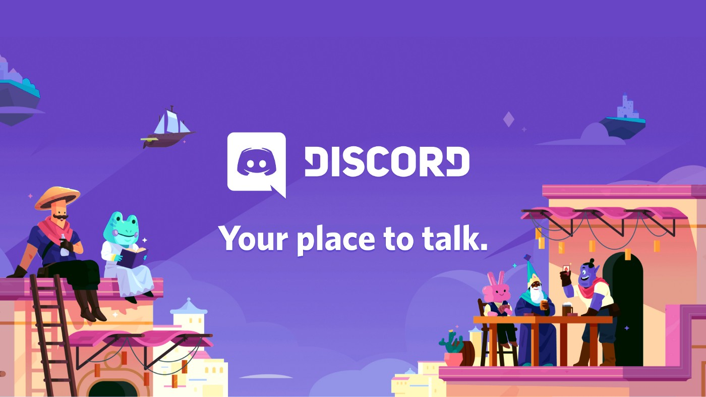 Every writer needs to be creating a Discord server for intimate conversation in 2020