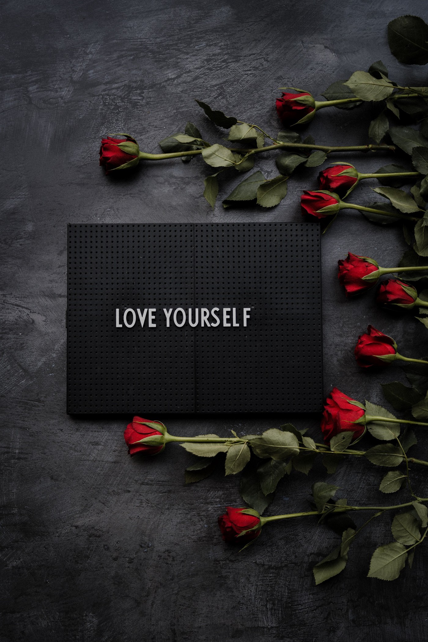 A picture that urges you to love yourself! This article is all about changing yourself for the better!