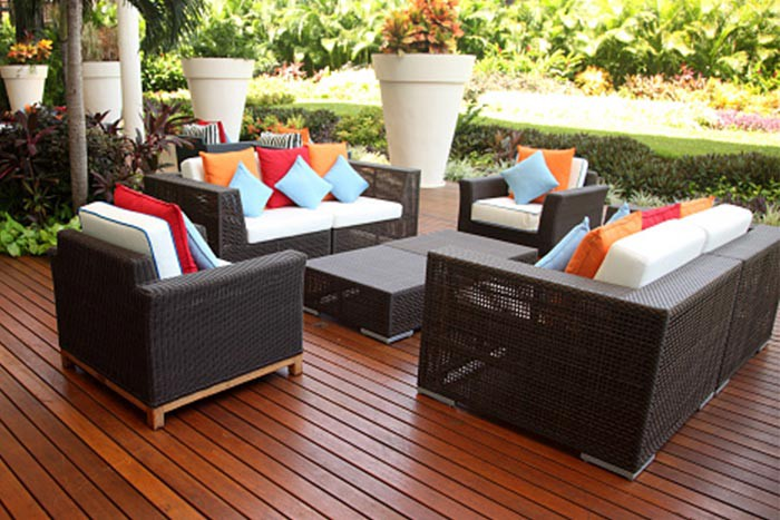 What Commercial Outdoor Furniture Lasts Longest