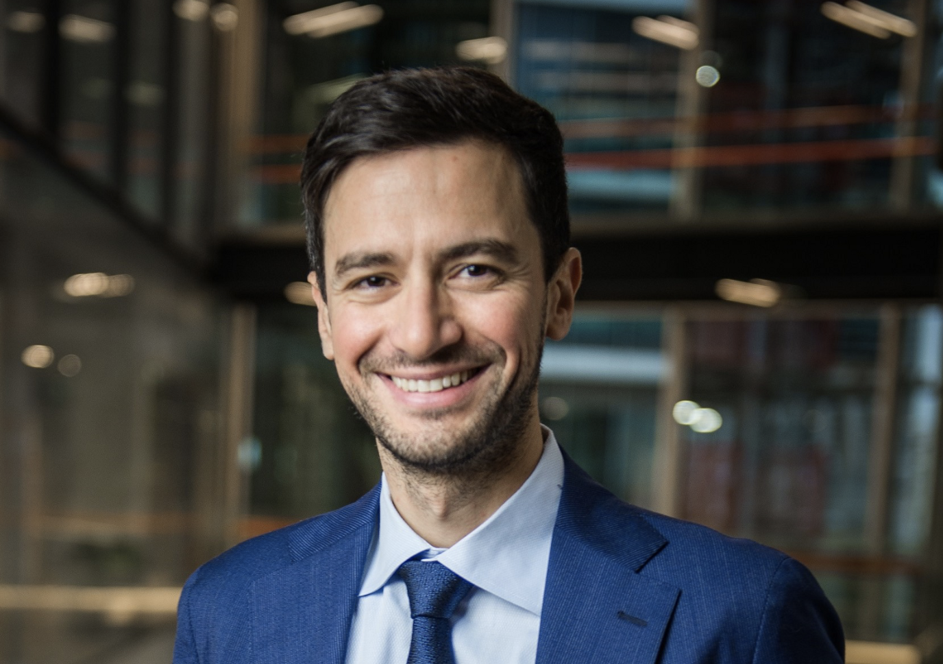 Andrea Bonaceto, the CEO of Eterna Capital, Joins SingularityNET as
