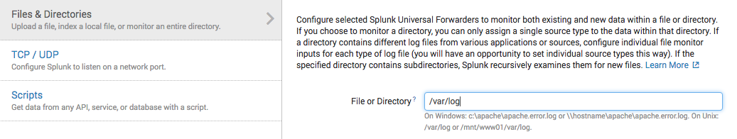 How to send security logs from AWS EC2 Linux hosts to Splunk Cloud