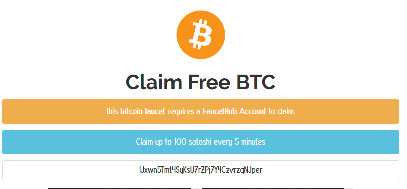 The Bitcoin Faucet Experiment Continues: From Coinpot to FaucetHub
