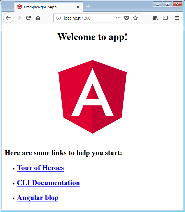 The Angular Library Series - Creating a Library with Angular CLI