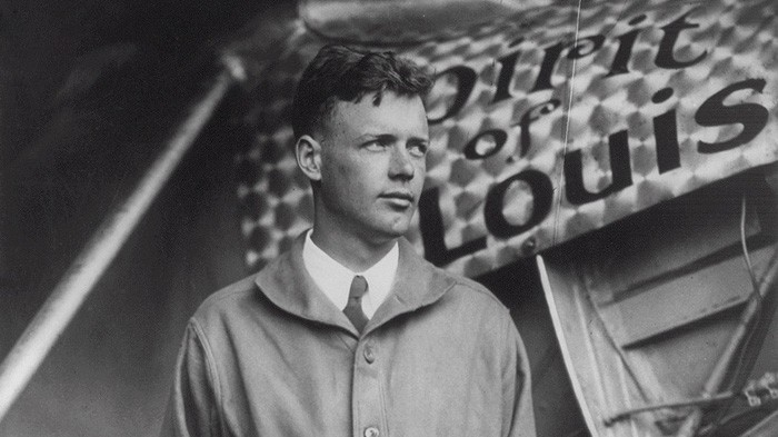 "Charles Lindbergh ""Spirit of St. Louis"""