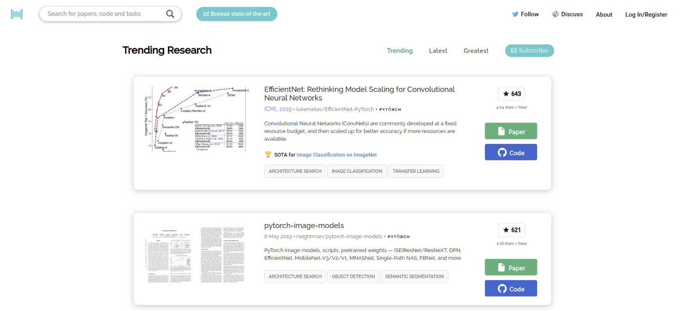 Machine learning research as a product  How easy is it to use your work?