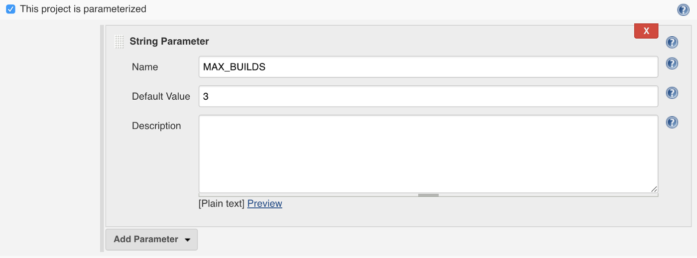 Jenkins Workspace Cleanup - Automate folders clean up for all jobs