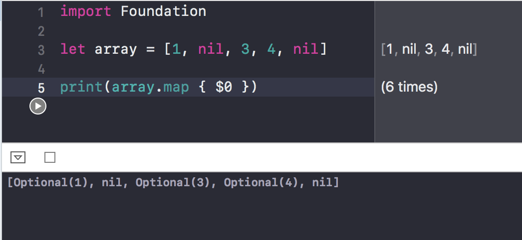 Higher order functions in Swift: Filter, Map, Reduce, flatmap ... on