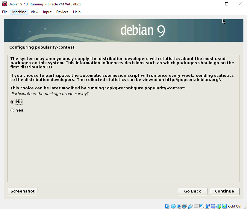 How to Install Debian Linux on VirtualBox with Guest Additions
