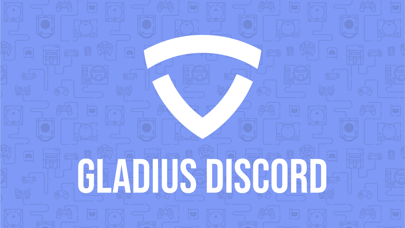 Come join us on the brand new Gladius Network Discord Server!